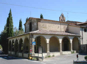 Sanctuary of Santa Maria delle Grazie at Pietracupa